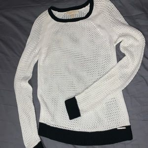 Open Knit Michael Kors Sweater Size S